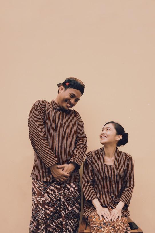 Foto Prewed Jawa